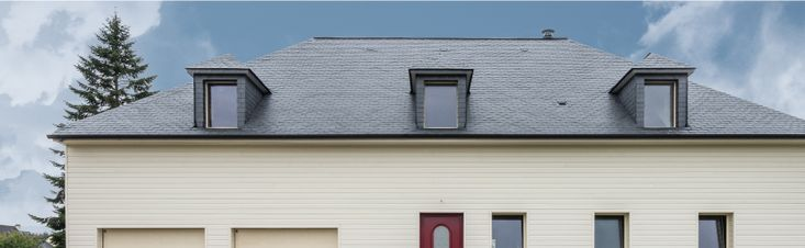 With its modular concept, THERMOSLATE® is so fast and easy to place on your natural slate roof that you can have it installed in just 3 hours! |  #RenewableEnergy