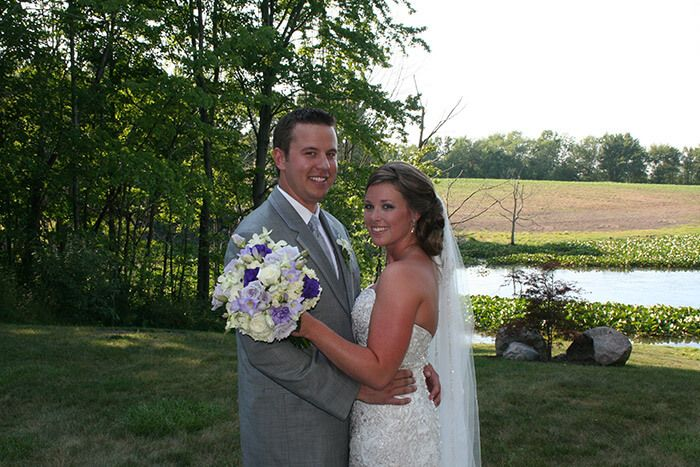 Your fairytale Michigan weddings start here. From 2-150 on 65 acres with a lake & trails. Beautiful year round weddings at a luxury inn. #1 rating!