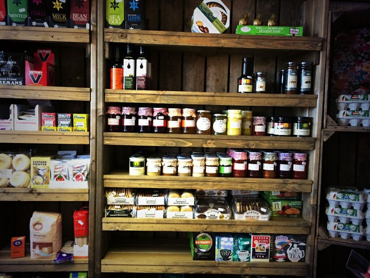 Bradwell Post office now stocks local & artisan products including our handmade puddings!