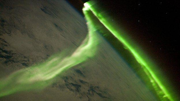 Look at the lights - Polar Lights