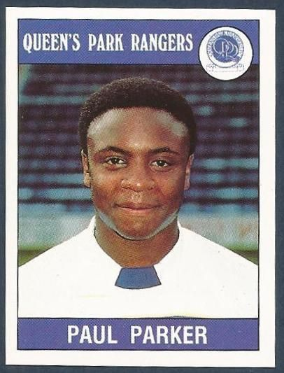 PANINI FOOTBALL 90- #235-QUEENS PARK RANGERS-FULHAM-PAUL PARKER | Sports Memorabilia, Sports Trading Cards, Football Cards | eBay!
