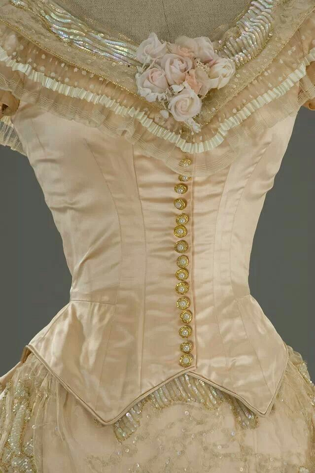 Costume from the movie The Age of Innocence.