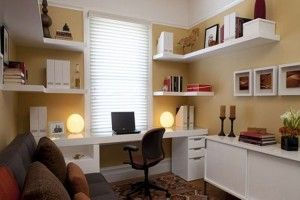 Executive Home Office Design, Pictures, Remodel