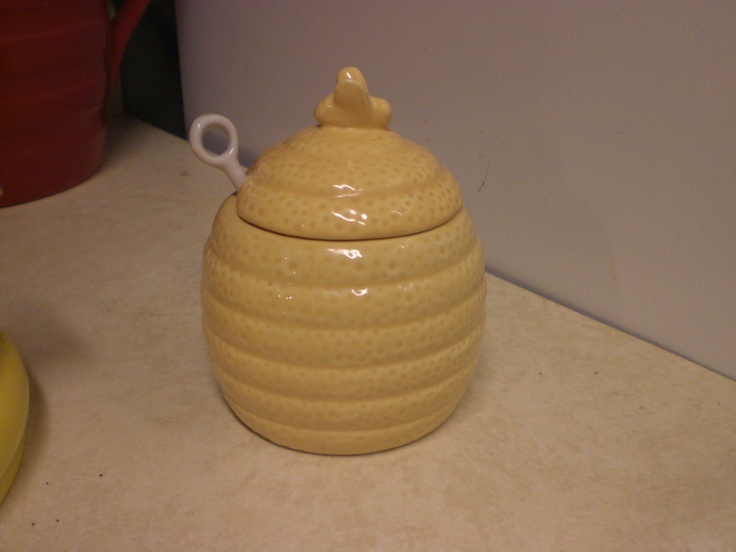 Another Find For My Collection Of Anything Bee Skep Ish From White City Historical