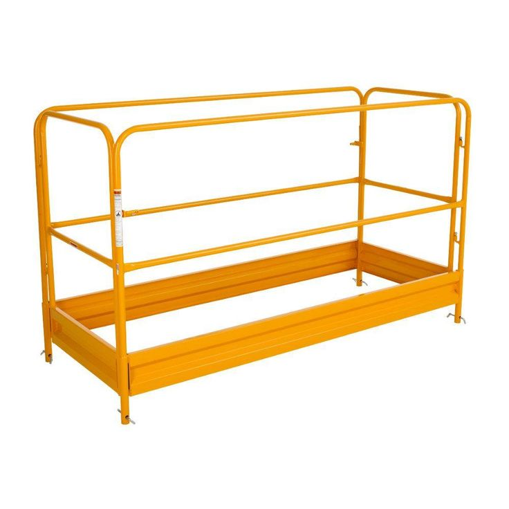 Guard Rail for 6 ft. Rolling Scaffold