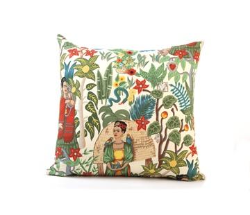 Fridas Garden Cushion Large