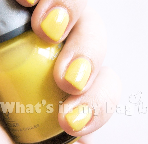 A close up on make up n°153: Orly, Hope Fest Spring Collection 2013 by What's In My Bag