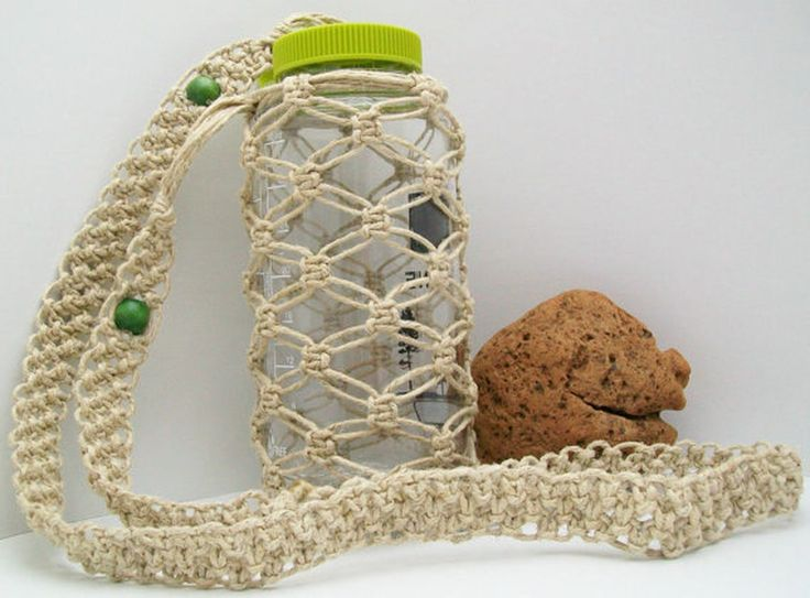 Awesome Cool 63 Stylish DIY Paracord Bottle Holder Ideas Http://about Ruth.