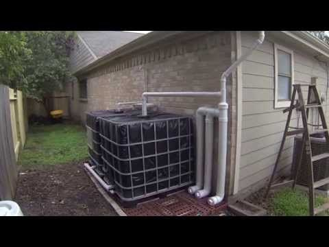 Top 25 ideas about rainwater harvesting system on for Build your own rain collection system