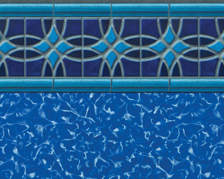 25 best mcewen swimming pool liners 2015 patterns for Pool design pattern