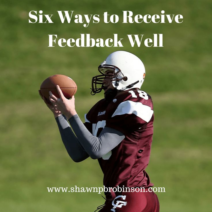 Six Ways to Receive Feedback Well | Self Publishing on a Budget