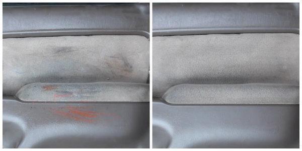 Nettoyant intérieur voiture - Recette maison