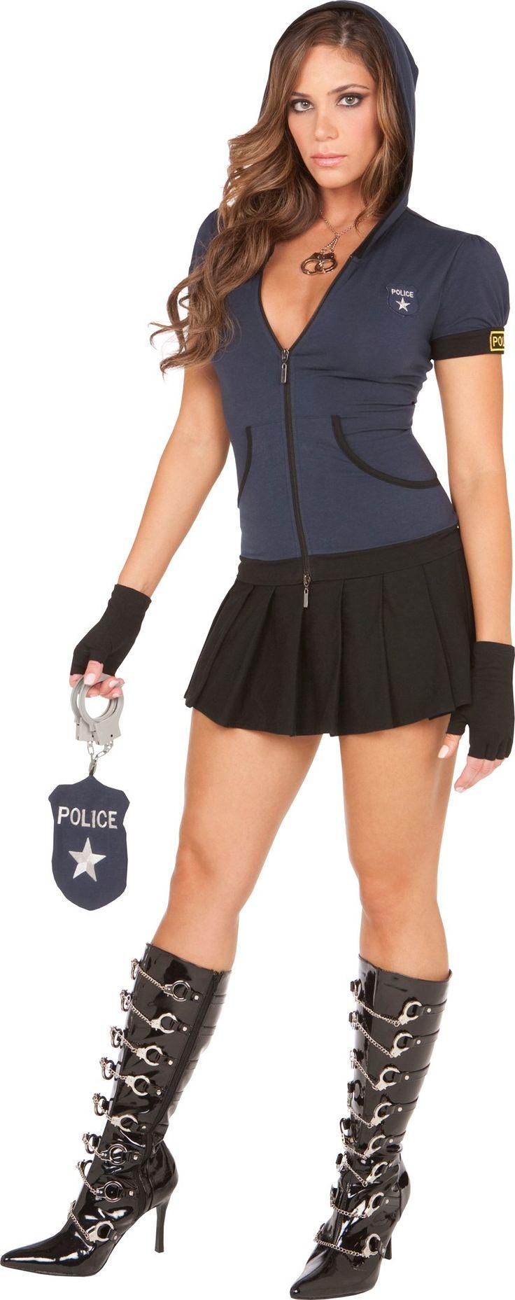 Miranda Rights Adult Costume,$56.99