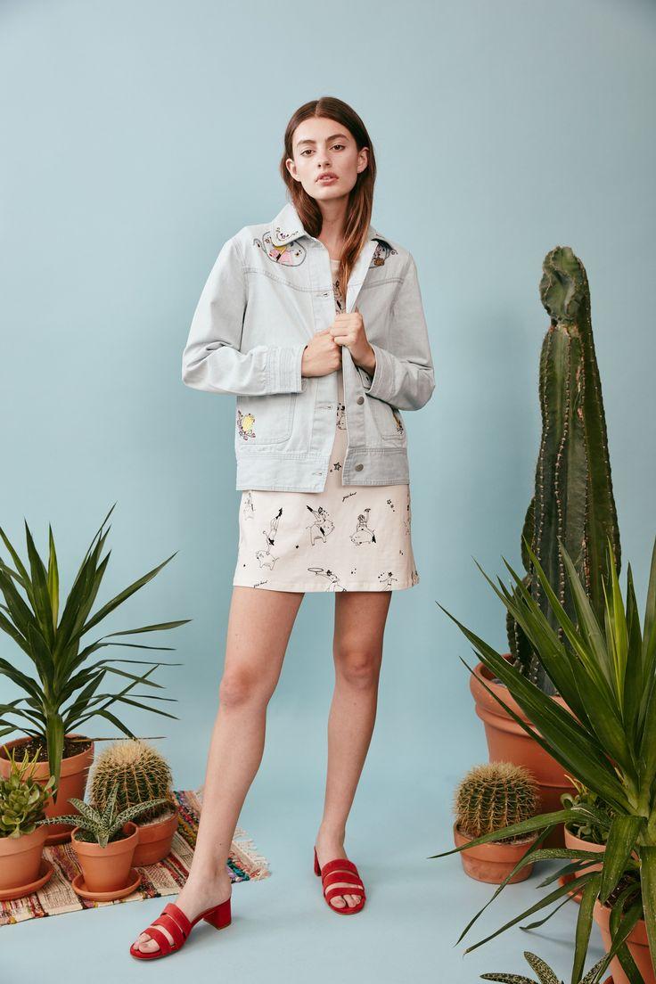 Rachel Antonoff Spring 2017 Ready-to-Wear Collection Photos - Vogue