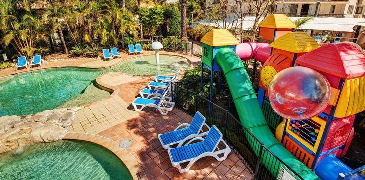 Turtle Beach Resort, Gold Coast, 4.5 stars.