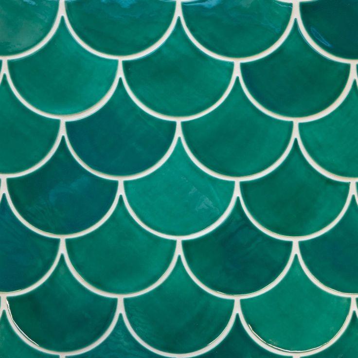 Moroccan Fish Scales