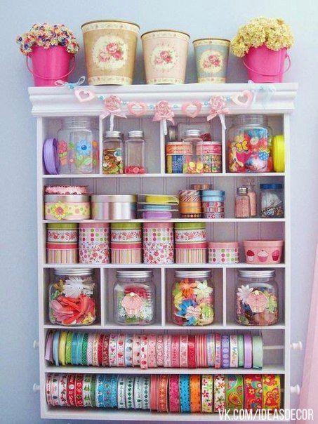 Organized storage unit