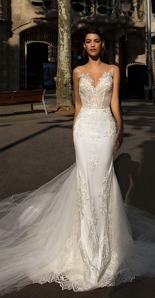 Milla Nova Bridal 2017 Wedding Dresses bler / http://www.deerpearlflowers.com/milla-nova-2017-wedding-dresses/9/