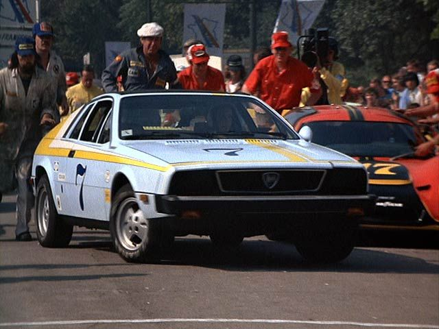1976 Lancia Scorpion from 'Herbie Goes To Monte Carlo'