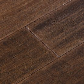 Cali Bamboo Fossilized 5.37-In Prefinished Vintage Port Distressed Bamboo Hardwood Flooring (26.89 Sq. Feet) 7003009100