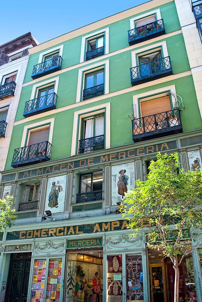 22 best images about colores fachadas on pinterest belle - Casashops madrid ...
