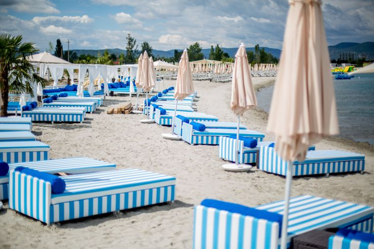 Budapest has no seashore, but at a party zone found just an hour's journey away from the city center, we can experience a pretty authentic beach feeling.