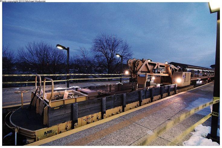 (310k, 1044x699)<br><b>Country:</b> United States<br><b>City:</b> New York<br><b>System:</b> New York City Transit<br><b>Line:</b> BMT Culver Line<br><b>Location:</b> 18th Avenue <br><b>Route:</b> Work Service<br><b>Car:</b> R-113 Crane Car  270 <br><b>Photo by:</b> Michael Hodurski<br><b>Date:</b> 1/2/2010<br><b>Viewed (this week/total):</b> 1 / 763
