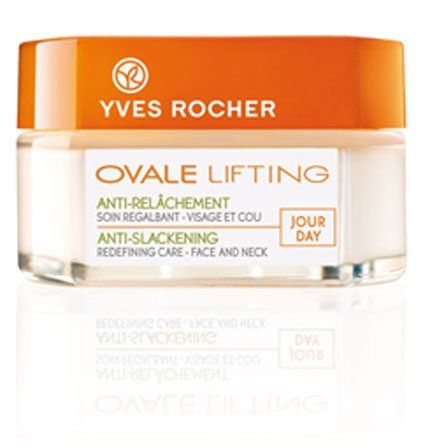 Yves Rocher Ovale Lifting AntiSlackening Redefining Day Care  Face and Neck 50 ml 45 years >>> Click image for more details.