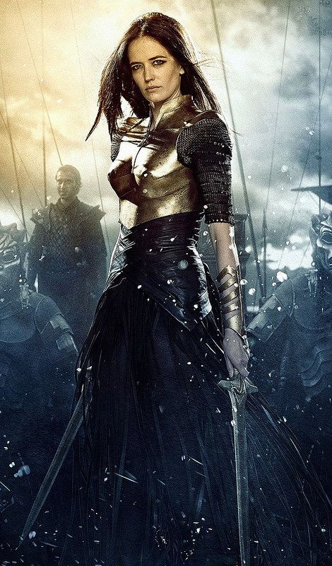 whitaker-malem-movie-artemesia-eva-green-300-rise-of-an-empire-leather-armour-costume-02 | Flickr - Photo Sharing!