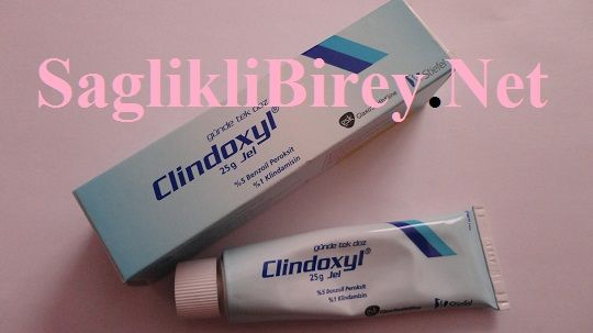 Sivilce Kremi : Clindoxyl Jel Kullanımı