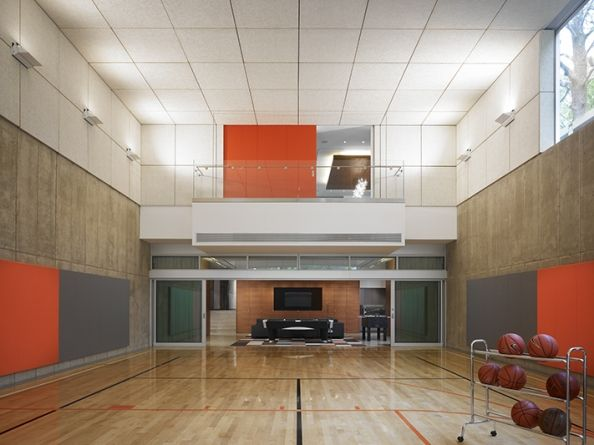 1000 Ideas About Home Basketball Court On Pinterest