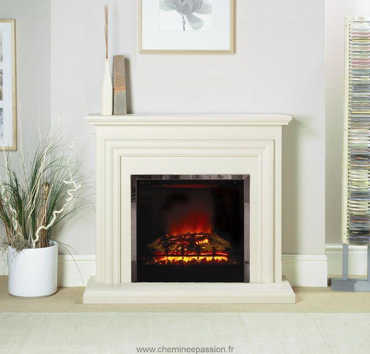 12 best cheminee electrique deco images on Pinterest Homes, Fire