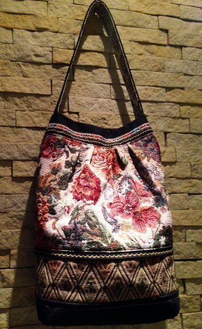 Handbag, made with love for my mom.