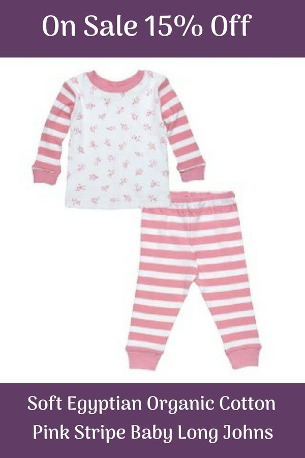 db0d3ed93 How cute! Super soft all organic cotton sleepwear for babies ...
