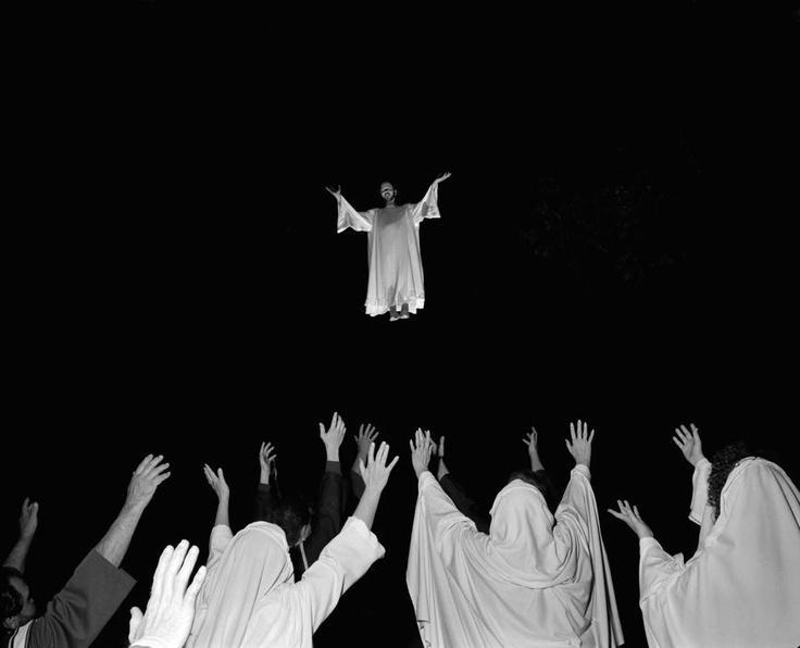 Carl De Keyzer. USA. Eureka Springs. Passion Play. magnumphotos.com