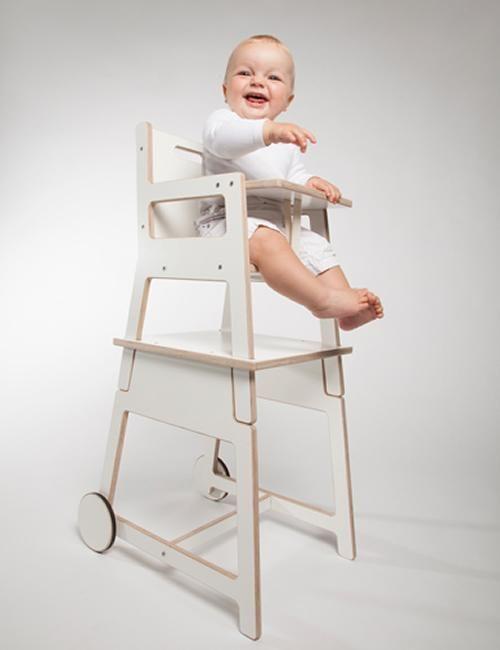 mobiliario infantil orijin1 Trona Hoki ...Diseño moderno y versátil