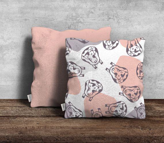 Modern cow design cushion cover FREE shipping in Australia