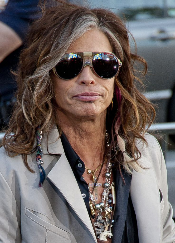 Don't care who doesn't think he's sexy ... I DO no matter what his age ! Aerosmith was , is ,  always will b one of rocks greatest bands!  And without Steven Tyler they wouldn't b still rocking!!!!
