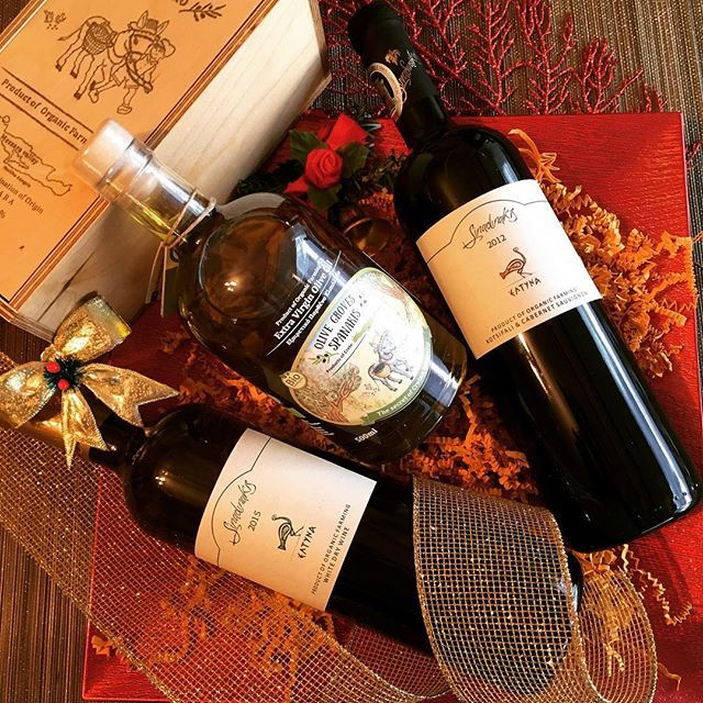 ELTYNA wines Christmas gift