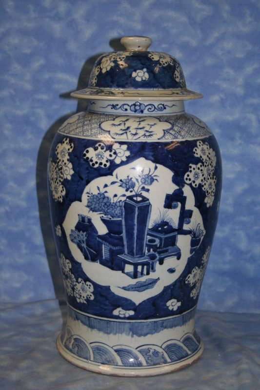 183 Best Images About Ginger Jars On Pinterest Antiques Ceramics And Delft