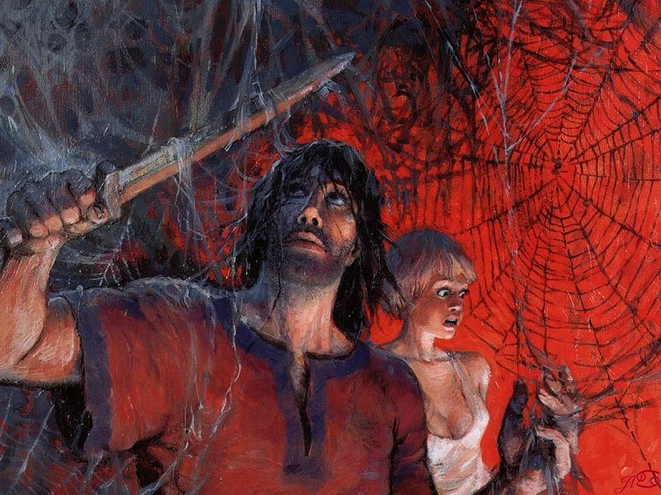 Comics Thorgal  Wallpaper