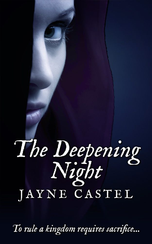 THE DEEPENING NIGHT - the final installment in the KINGDOM OF THE EAST ANGLES series, historical romance set in 7th Century Britannia. http://www.jaynecastel.com/books