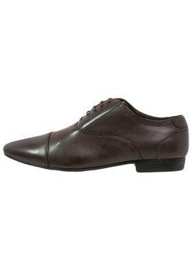 Klassiek New Look Veterschoenen - brown Bruin: € 24,95 Bij Zalando (op 20-3-15). Gratis bezorging & retournering, snelle levering en veilig betalen!