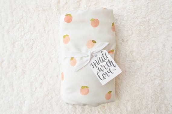 This listing is for one fitted crib sheet or changing pad cover. ** Available in Organic cotton, too! Message for details! **  YOUR CHOICE OF SIZE: