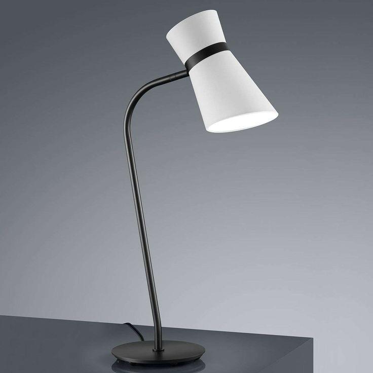 lampe modern holz   büro tischleuchten led   tischlampe ...