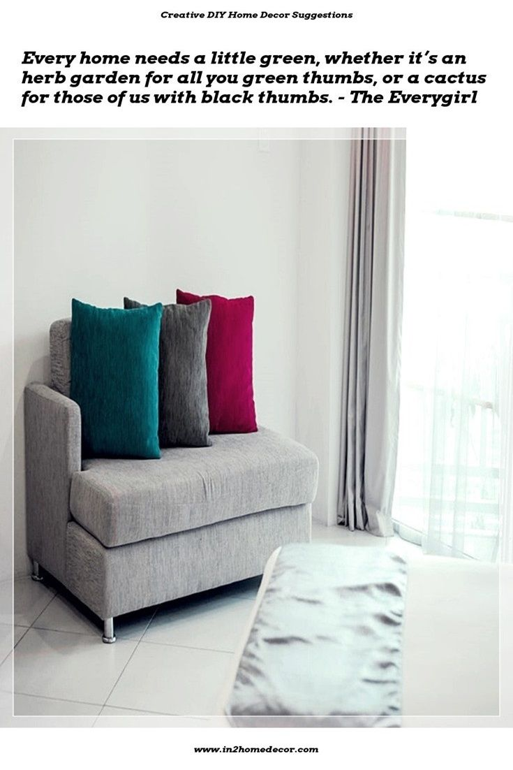 Grab more home decor ideas for great decorating | Creative Diy Home ...
