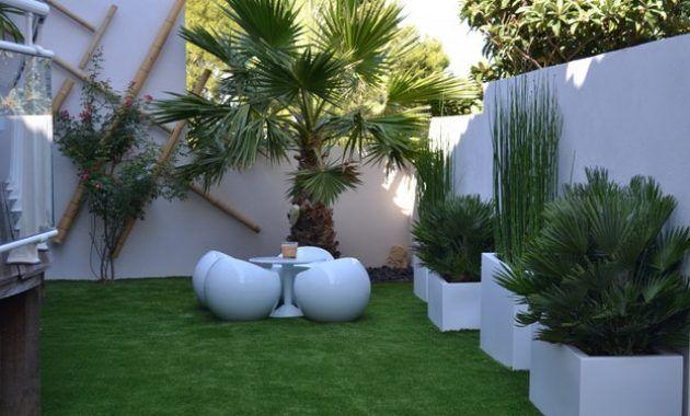 déco Jardin Moderne Bambou 77 ~ Nimes 24171244 Petite ...