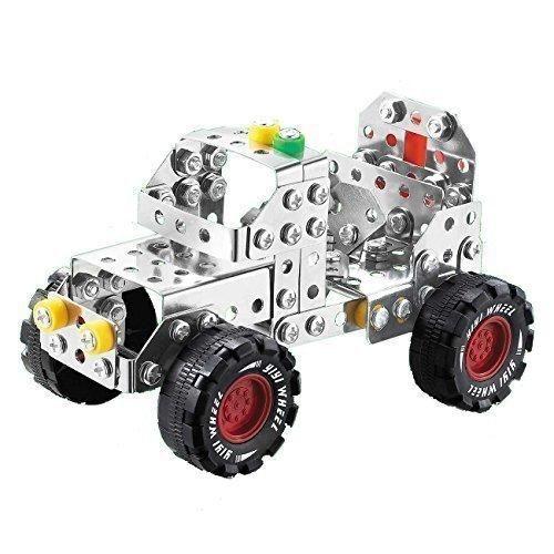 Oferta: 9.95€ Dto: -57%. Comprar Ofertas de 195pcs Build-n-Play Ensamble de metales Jeep maravilloso vehículo de coche modelo barato. ¡Mira las ofertas!