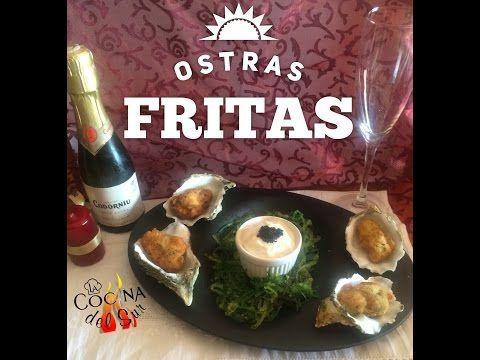 La Cocina Del Sur: HOMENAJE DE OSTRAS