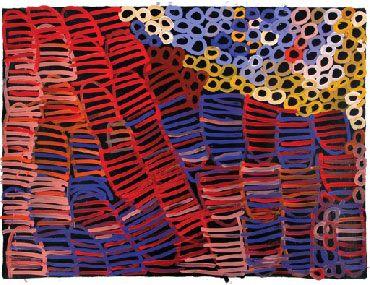 Minnie Pwerle Tribute - in memory of the Australian Aboriginal Artist Minnie Pwerle